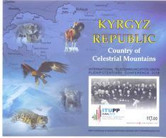 2018. Kyrgyzstan, ITUPP International Telecommunication Union Conference, S/s Imperf, Mint/** - Kirgisistan