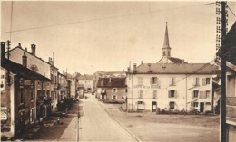 70 Haute Saone Aillevillers Grande Rue - Other Municipalities