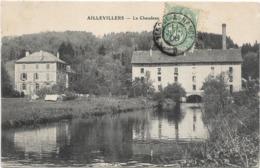 70 Haute Saone Aillevillers Le Chaudreau - Other Municipalities