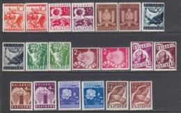 Bulgaria 1938 - Propagande En Faveur Des Produits Nationaux, YT 299/318, MNH** - 1909-45 Kingdom