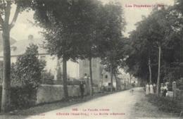 Les Pyrénées (4e Serie) HECHES La Route D' Espagne Labouche RV - Andere Gemeenten