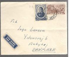 24020 - Pour Le Danemark - 1910-... République