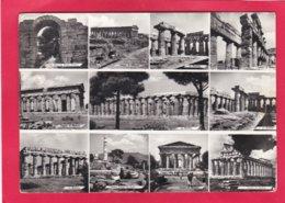 Modern Post Card Of Paestum,Salerno, Campania, Italy.,X28. - Salerno