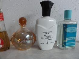 Flacon Bouteille Parfum Eau De Toilette - Perfume & Beauty