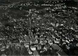 ! Reutlingen, Baden-Württemberg, Seltenes Luftbild, Moderner Abzug, Nr. 25182, Format 16,8 X 12,5 Cm - Reutlingen