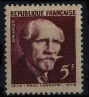 N° 820 - X X - ( F 268 ) - ( Paul Langevin ) - Frankreich
