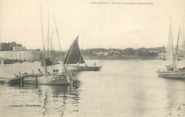 CONCARNEAU Vue De L'avant Port Et Ile Lauriec - Concarneau