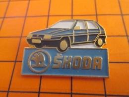419 Pin's Pins : BEAU ET RARE : Thème AUTOMOBILES / SKODA KRACRA - Pins