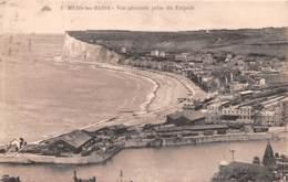MERS LES BAINS Vue Generale Prise Du Treport 8(scan Recto-verso) MA742 - Mers Les Bains