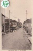 32 - Très Belle Carte Postale Ancienne De  FLEURANCE  Rue  A.Cadiot - Fleurance