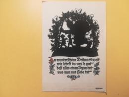 CARTOLINA POSTCARD GERMANIA DEUTSCHE 1950 TEMATICA BOLLO OCCUPAZIONE ALLEATA  OBLITERE' POSTKARTEN - Non Classificati