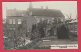 Booischot - Klooster Meijesschool St. Alfons-Goor Achterzicht ... Fotokaart ( Verso Zien ) - Heist-op-den-Berg