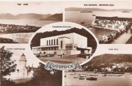Royaume-Uni > Ecosse > Renfrewshire : GOUROCK  Multivues Réf 7453 - Renfrewshire