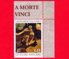 Nuovo - MNH - VATICANO - 2019 - 500 Anni Della Morte Di Leonardo Da Vinci - S.Girolamo - 1.15 - Ungebraucht