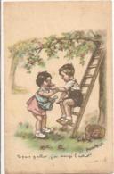 Illustrateurs >  Bouret Germaine : Tu Peux Y Aller, J'ai Mangé L'asticot  Réf 7456 - Bouret, Germaine