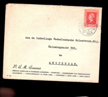 P.H.M. Hommes Maastricht Lantaarnstraat 25.6.45  > Ned. MOLEST Verzek. Mij (oorlogsclaims) (FL-44) - 1891-1948 (Wilhelmine)