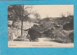 Creil. - Grotte De Cricri L'Ermite. - Creil