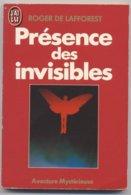L AVENTURE MYSTERIEUSE N°  2179   °°°°°°°   PRESENCE DES INVISIBLES - Books, Magazines, Comics