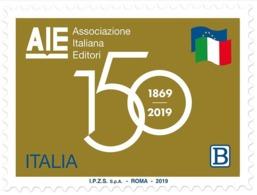Italia Repubblica 2019 AIE Euro 1,10 MNH** Integro - 6. 1946-.. República