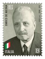 Italia Repubblica 2019 Enrico De Nicola Euro 1,10 MNH** Integro - 6. 1946-.. República