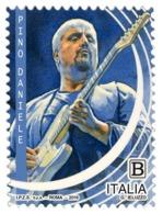 Italia Repubblica 2019 Cantautori Italiani - Pino Daniele Euro 1,10 MNH** Integro - 6. 1946-.. República