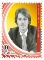 Italia Repubblica 2019 Cantautori Italiani - Giorgio Gaber Euro 1,10 MNH** Integro - 2011-...:  Nuovi