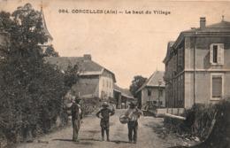 CORCELLES (Ain) - 984 - Le Haut Du Village - France