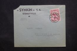 CONGO BELGE - Enveloppe Commerciale De Stanleyville Pour Kampene En 1939, Affranchissement Plaisant - L 45588 - Belgisch-Kongo