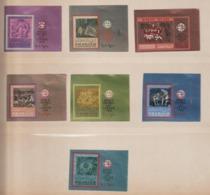 Arabie Sharjah Dependencies 1966 Coupe Du Monde Football Londres 7 Val Non Dentelé Neuf ** MNH - Timbres