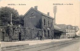 Belgique - Gistel - Ghistel - De Statie - Gistel