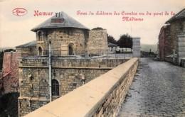 Belgique - Namur - Pont Du Château Des Comtes Vu Du Pont De La Médiane - Edit. Marcovici - Namur