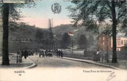 Belgique - Namur - Vieux Pont De Salzinnes - Couleurs - Namur