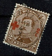 151  Obl Relais  Meerle - 1918 Red Cross