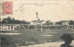 CPA 33 Gironde Blaye La Journée Des Patronages Catholiques De La Gironde 12 Juin 1905 Le Grand Soleil - Blaye