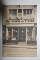 27 : Vernon   - Restaurant Des Fleurs - Vernon