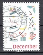 Nederland 2018 Nvph Nr 3697, Mi Nr 3772, De Sfeer Van Kerstmis, Speciale Zegel - Usati