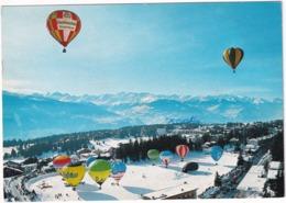 Crans-Montana - Journée Des Montgolfières - (Suisse/Schweiz) - VS Valais