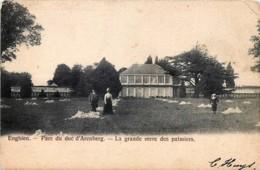 Enghien - Parc Du Duc D' Arenberg - La Grande Serre Des Palmiers - Enghien - Edingen