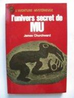 L AVENTURE MYSTERIEUSE N° A  241  °°°° L'UNIVERS SECRET DE MU  JAMES CHURCHWARD - Books, Magazines, Comics
