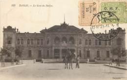 Syrie - Damas - La Gare Du Hedjaz - Syrie
