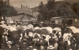 SAINT-JULIEN-MOLIN-MOLETTE - Carte Photo Du 6e Congrès Eucharistique  Des 18-19-20-21 Août 1910 - Autres Communes