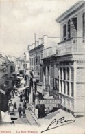 Turquie - Smyrne - La Rue Franque - Türkei