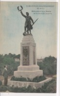 CPA-71-Saône Et Loire- ST-MAURICE-CHATEAUNEUF- Monument Aux Morts De La Grande Guerre- - Francia