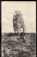 BELLE ILE EN MER 56 - Menhir De Port Donnant - Type De Belle-Iloise - A449 - Belle Ile En Mer