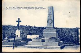 CARNAC 56 - Le Monument Aux Enfants De Carnac Mort Pour La France - A450 - Carnac