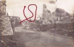 ( 02 ) - Chemin Des Dames Carte Photo Allemande  Feldpost - Autres Communes