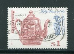 AUSTRALIE- Y&T N°1427- Oblitéré - 1990-99 Elizabeth II