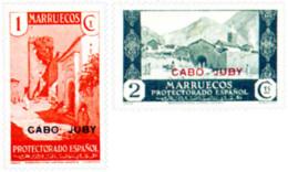 Ref. 595222 * NEW *  - CAPE JUBY . 1935. BASIC SET. SERIE BASICA - Cape Juby