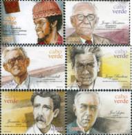 Ref. 125017 * NEW *  - CAPE VERDE . 2003. FAMOUS PEOPLE. PERSONAJES - Islas De Cabo Verde