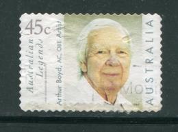 AUSTRALIE- Y&T N°1726- Oblitéré - 1990-99 Elizabeth II